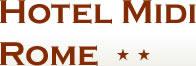 Hotel Midi Roma